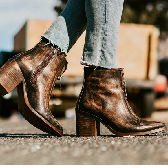 a42ab27b6 Free People Shoes | Claire Freebirds By Steven Black Distressed Size ...